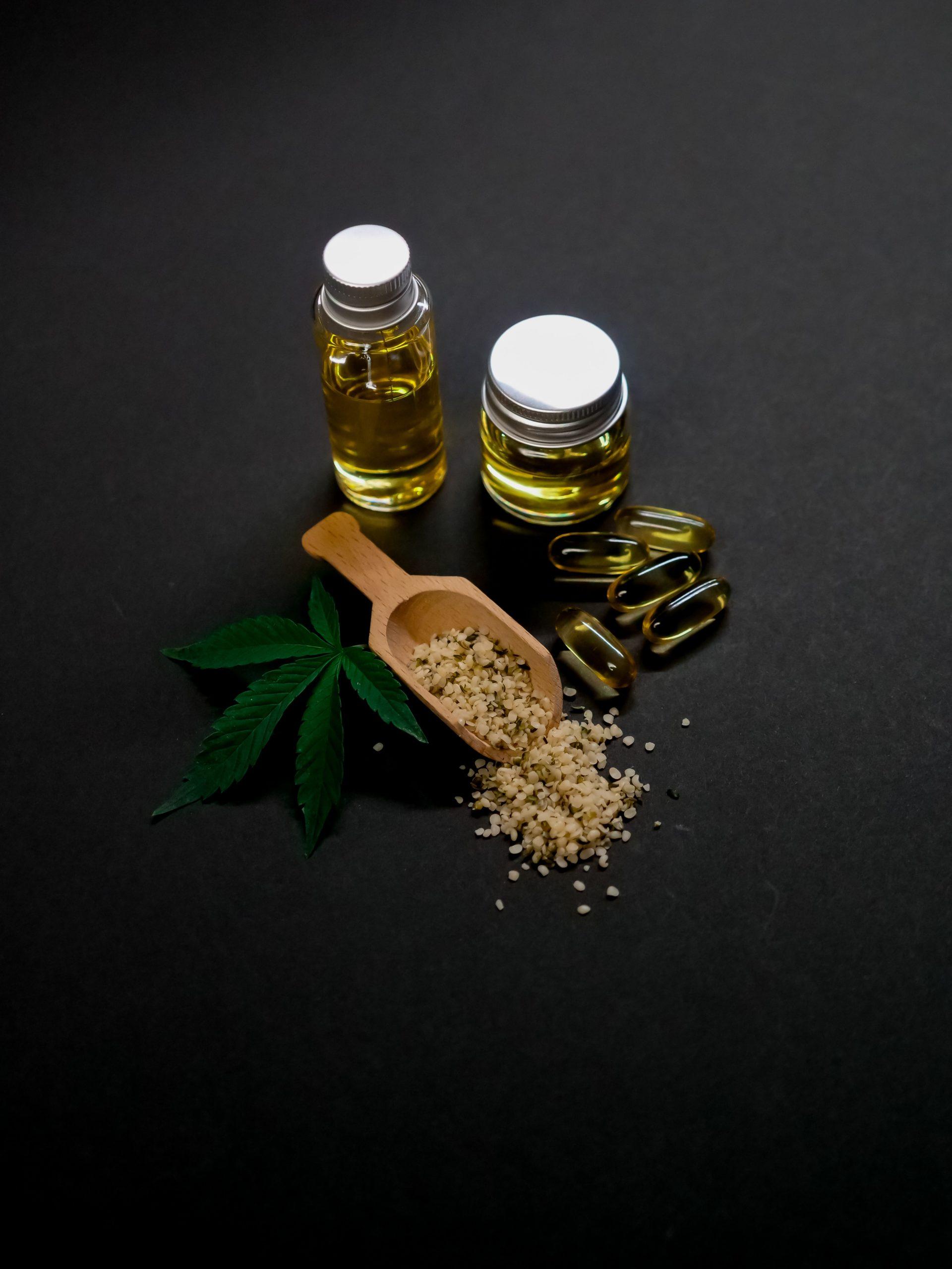 Photo of Hemp Oil